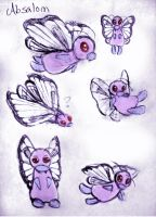Butterfree Referance by beverly546