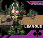 KamenRider Leangle by the-tracer