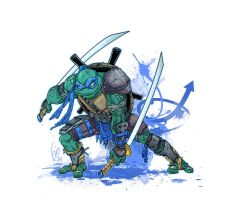 TMNT doodle by Fico-Ossio