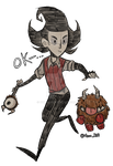 don't starve by GuoKM