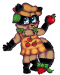 Maxi Apple Sissy Coon 2012 by LieuKuh