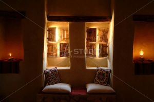 Siwa Ecolodg room by Hastudio