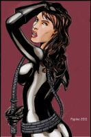 Catwoman 2 by papinucho