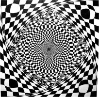 Optical Art by leathal-z