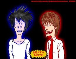 Morons Cosplay Death Note by Shinobi-Gambu