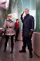 Resident Evil 6 - Youmacon 2012 by Shinigami-X