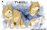 Theru__Character-sheet by LewKat
