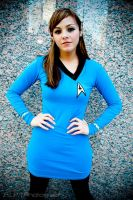 AKon22 - Female Vulcan by ALP-Photography