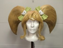 Hiyoko Saionji Wig  SDR2 by Phantom-Shadow