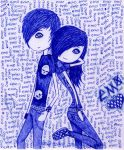 Emo is love by amarenna