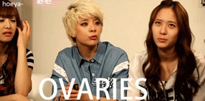 *Amber Liu - Ovaries GIF by xSeoulDaebak