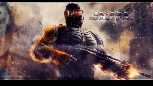 Crysis Wallpaper by corki-gfx