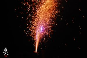 Firework Fountain by CZProductions