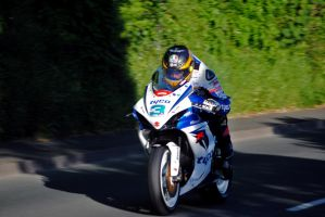 The Focus, Guy Martin TT 2012 by VTiDaz
