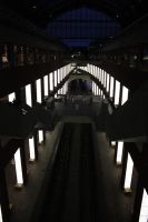 antwerp station by night by lady-sonea
