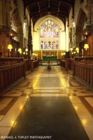 Leicester Cathedral 3 by MichaelJTopley