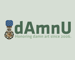 dAmnU Medal of Honor Logo by VBAadmin