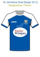 St. Johnstone Home sleeves2 by BackwardsAngel