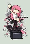 Girl Can Rock by NickyToons