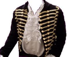 Adam Ant Jacket by Romance-Le-Noir