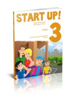 Capa Start Up - Stage 3 by BSilustracoes