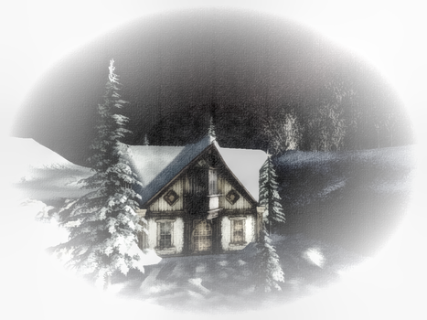 Little House on the Hill by reba2108