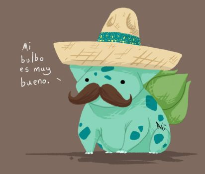 Bulba...saur? by Turtle-Arts