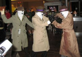 Rorschach fight by PropMedic