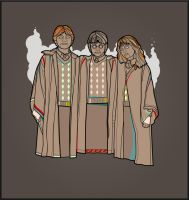 Potter Crew by willylorbo