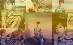 Onew Dream Girl Wallpaper by TaeminInWonderlandxD