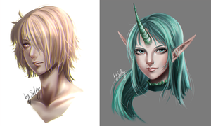 Headshots by Solchan