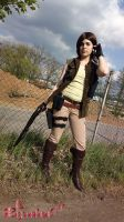 Helena Harper RE6 China outfit V by Rejiclad