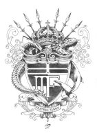 Coat of arm by dividistus