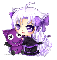 [Mini Chibi Com] for YokoKinawa 3/3 by Kazhmiran