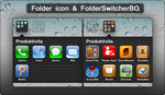 Folder icon iOS 4 V3 by JackieTran