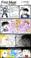 +FMA+ First Meet by o0firefly0o