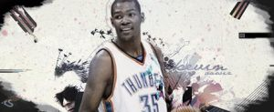 Kevin Durant  Signature v1 by daWIIZ