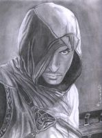 Altair-Assassins Creed by Larien1121