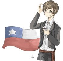 LH: Chile and wine by Fuko-chan