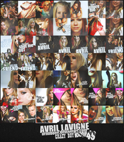 Avril Lavigne icons by ArNoBoOo