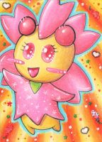 ACEO #057 - Sonnentag by Elythe