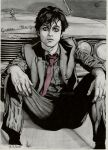 Billie Joe Armstrong - Green Day by flacopit