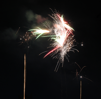Firework Image 0572 by WDWParksGal-Stock