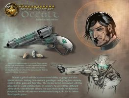 Occult PK2 - AenTheArtist by Topher8417