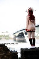 Goodbye my friends - Yagyuu Jubei Cosplay by Kawaii-Kioko
