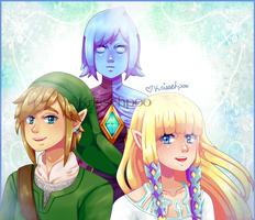 Skyward Sword by Krisseh-poo