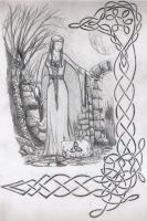 Brighid... Imbolc by Satanoy