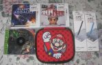 New 3DS stuff + PS1 game by T95Master