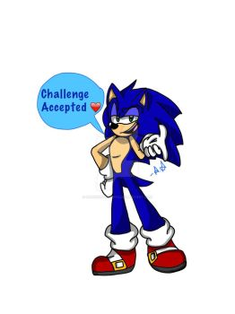 Challenge Accepted by Drawing4evah113
