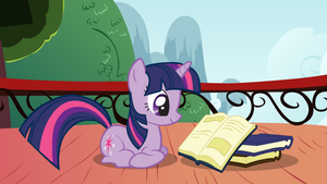 Reading a Good Book by ShelltoonTV